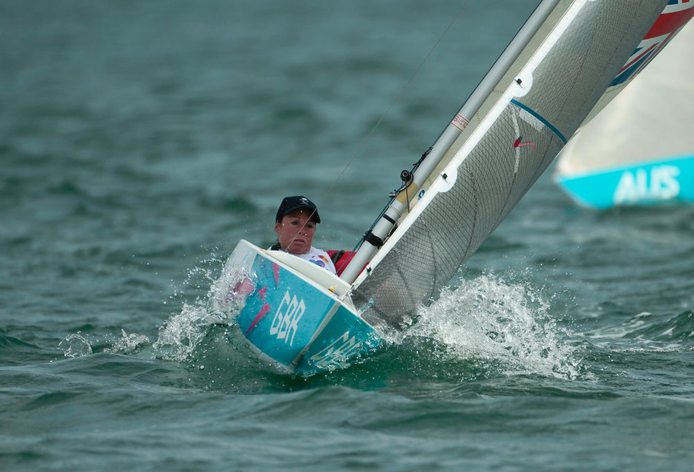 GB Win Gold And Bronze In Sailing