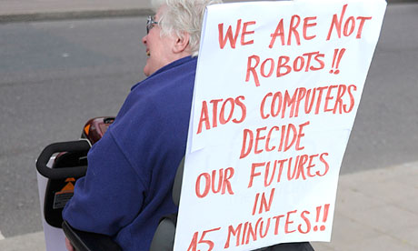 Atos subcontracts tests for new disability benefit to NHS