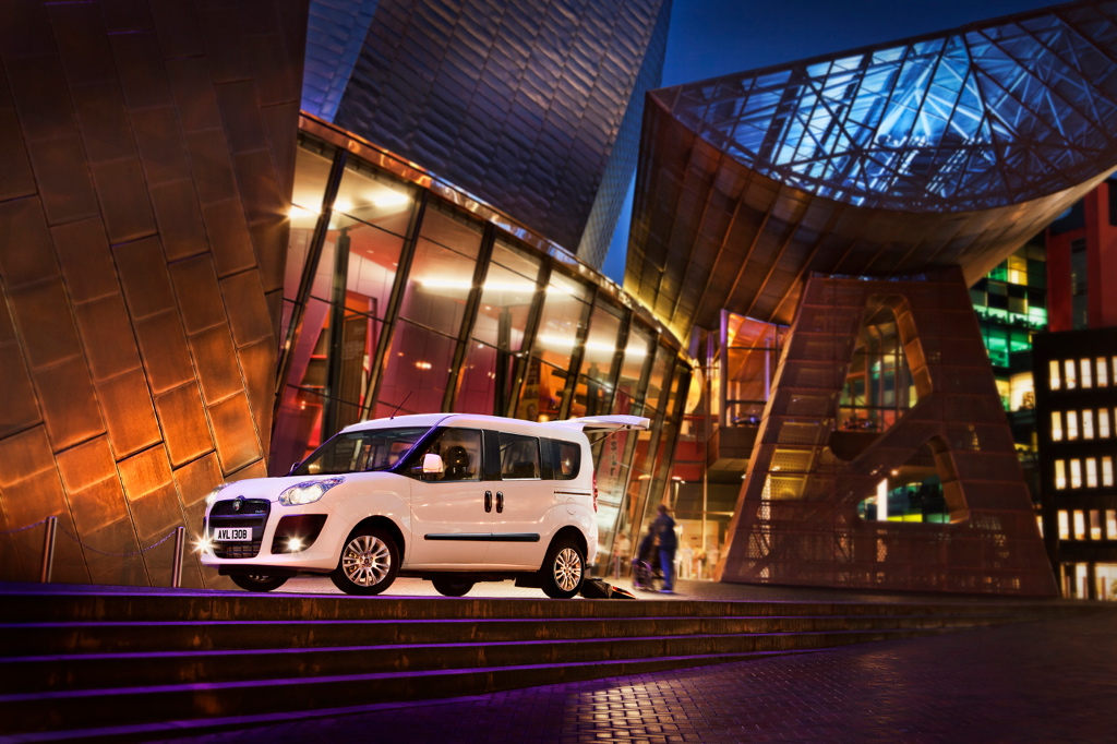 Accessible Vehicles: A vision of luxury and care for the UK wheelchair motorist