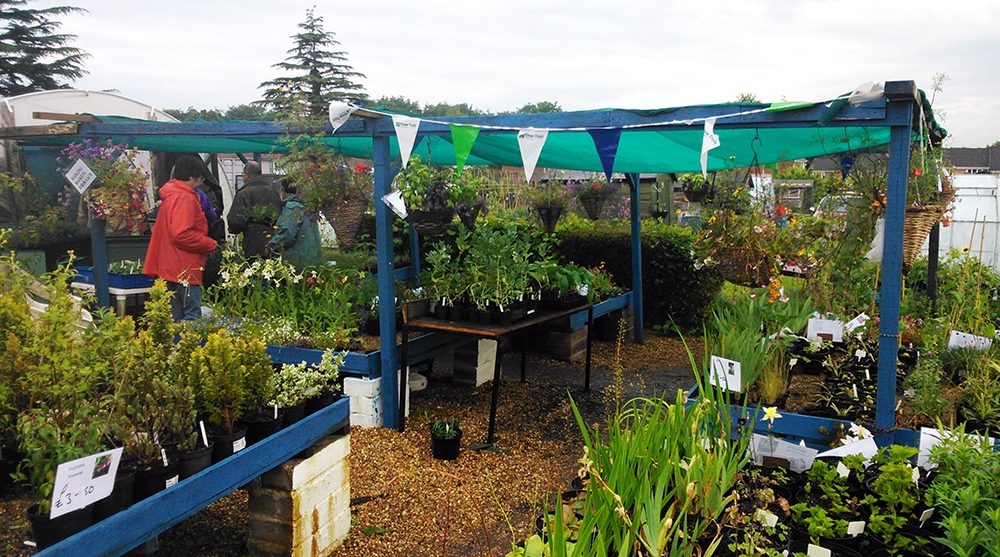 Gardening open day supports disabled people to find work