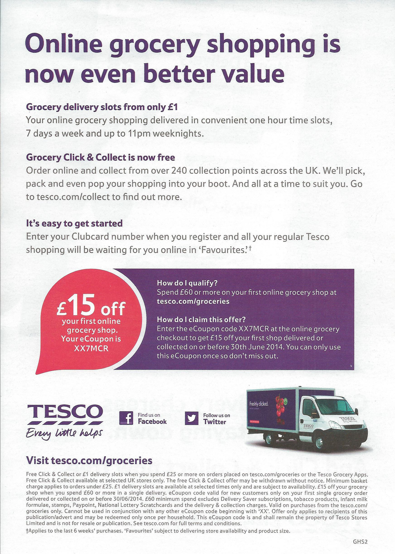 Save money at Tesco with PosAbility Magazine