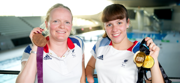 National Paralympic Day set to make a splash for 2014