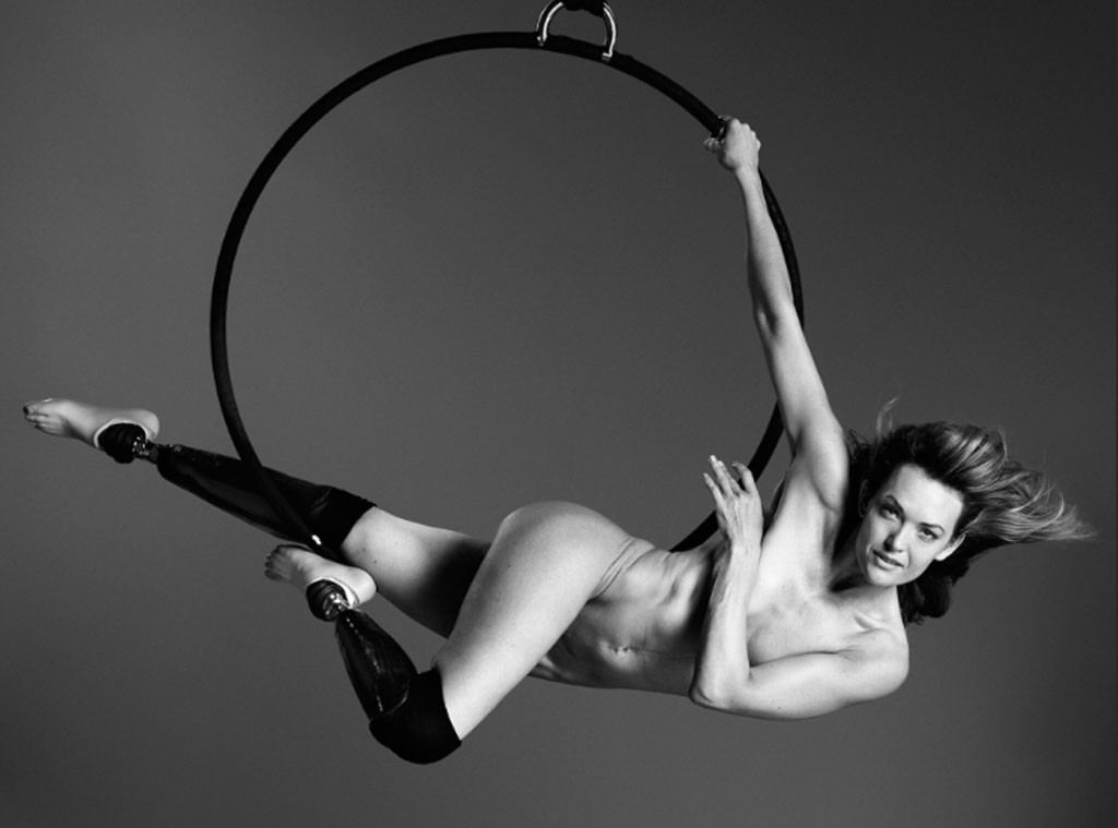 Paralympic Snowboarder, Amy Purdy, Goes Nude for ESPN Body Issue