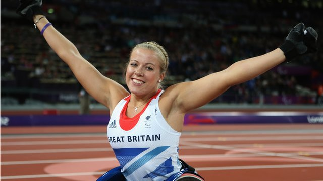 Hannah Cockroft relishing 800m challenge