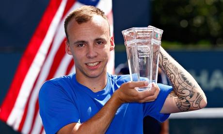 Lapthorne lifts US Open quad singles title