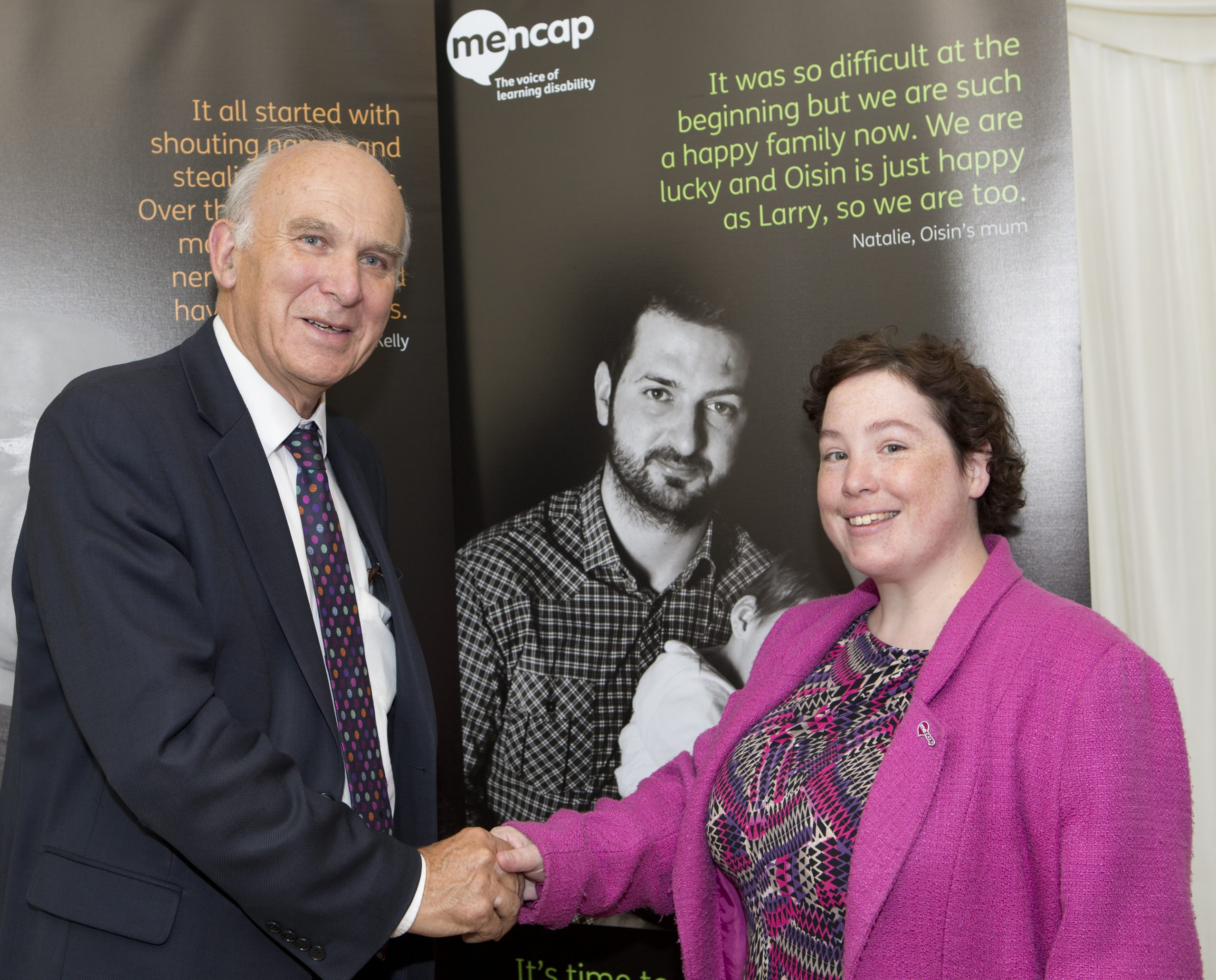 MPs support campaign to make the voices of people with a learning disability heard in the next general election