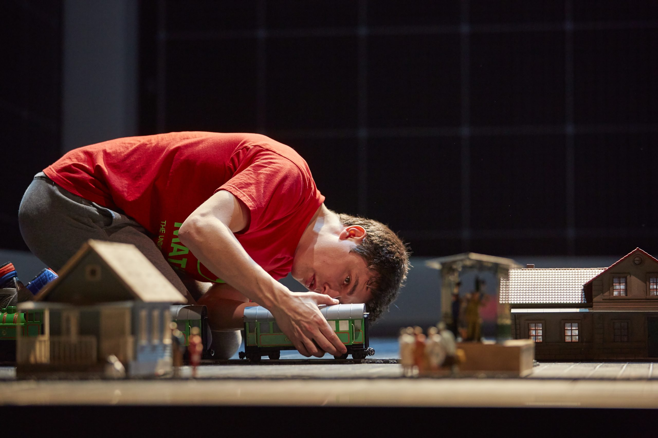 Relaxed performance of The Curious Incident of the Dog in the Night-Time
