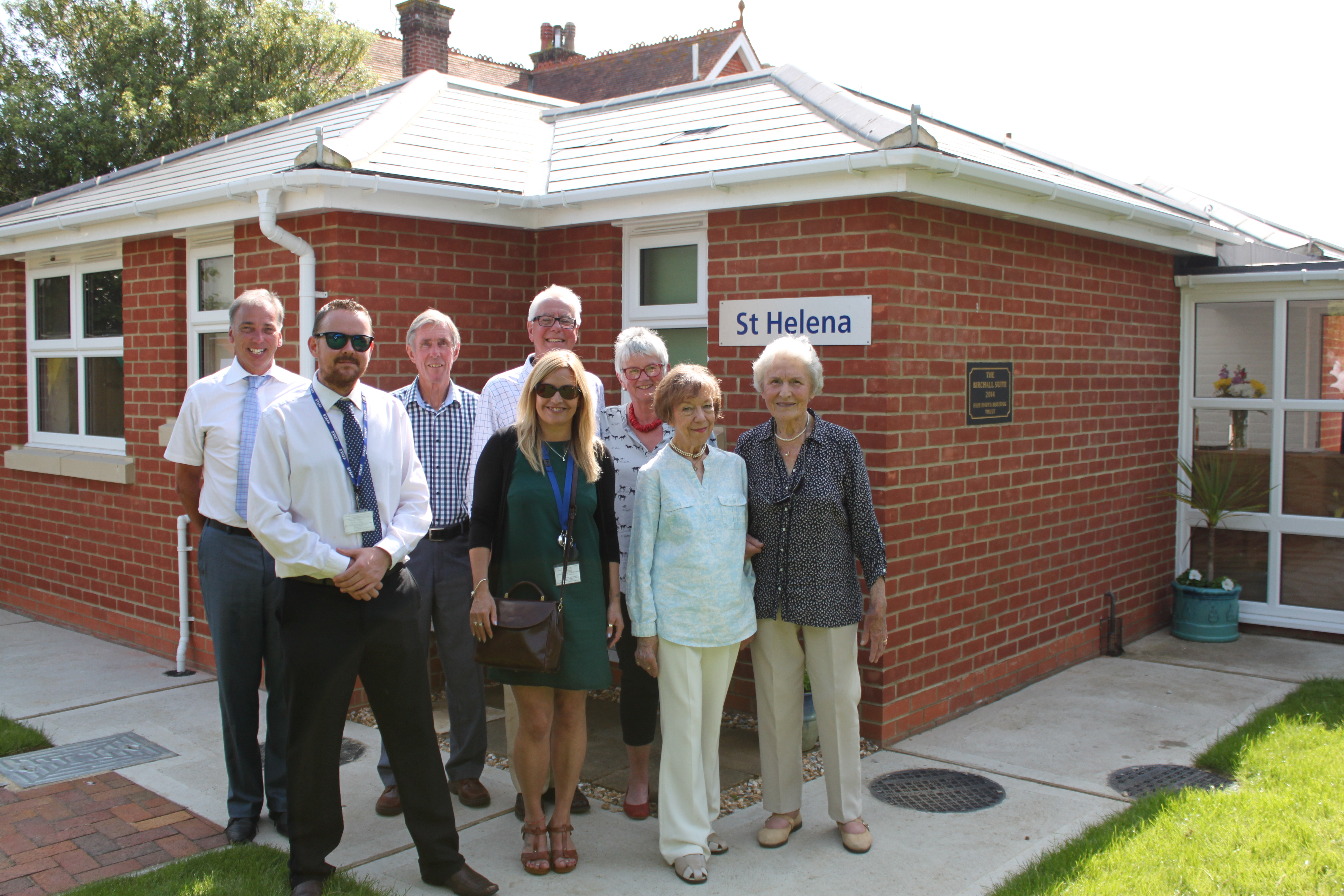 New independent living unit for autistic adults opens