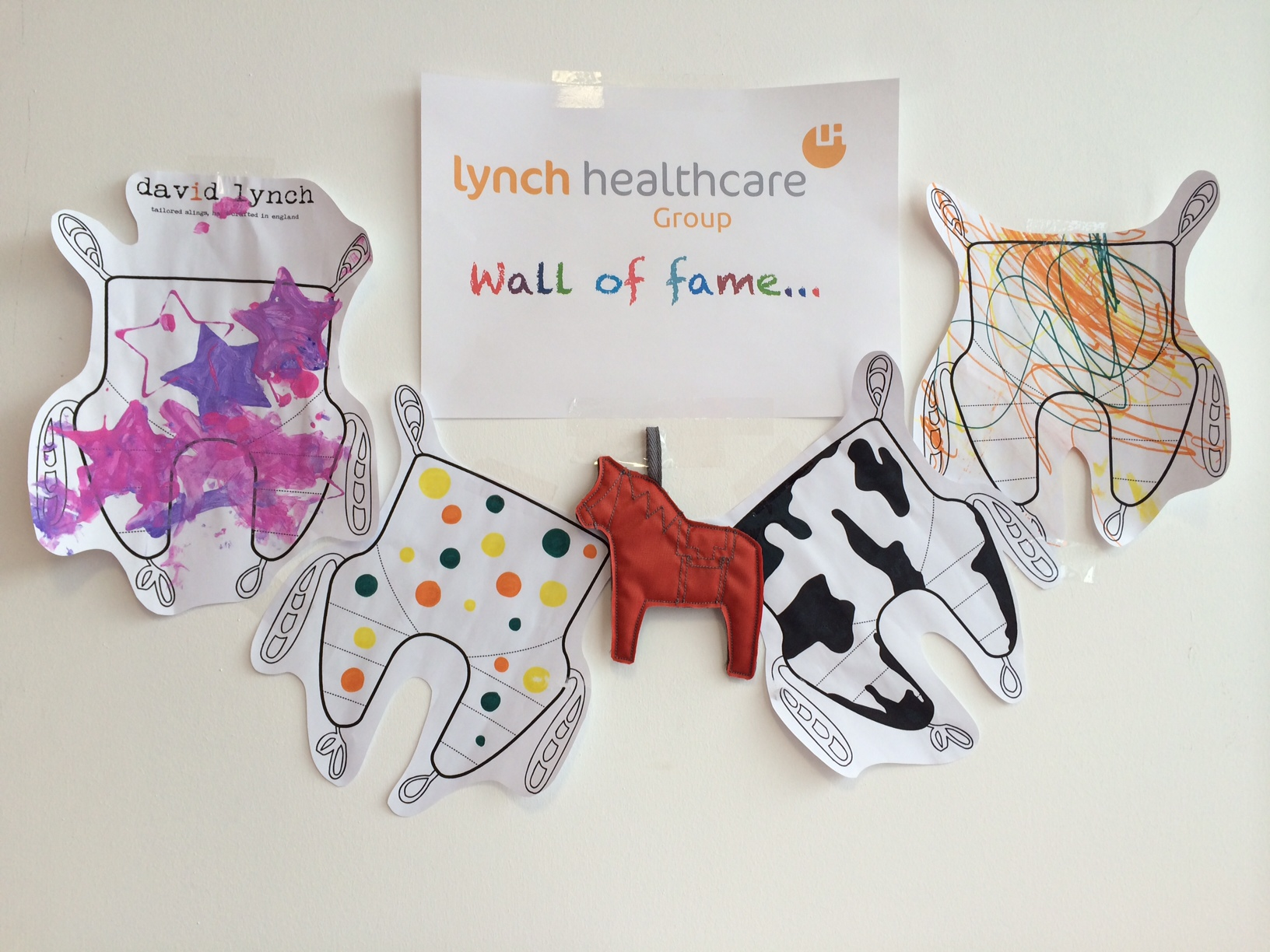 Lynch Healthcare launch 'Design a Tailored Sling' competition