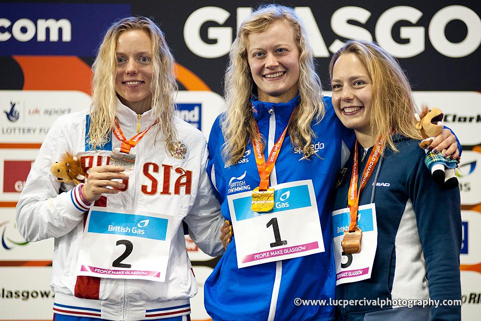 IPC Swimming World Championships Day Six: Finals