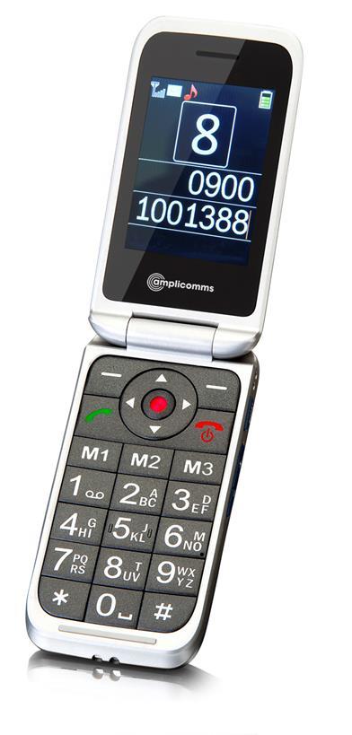 Loud Return of the flip phone
