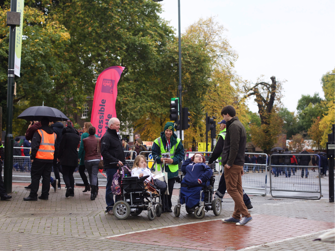 Ealing based community transport charity set to transport 10,000th spectator for Rugby World Cup