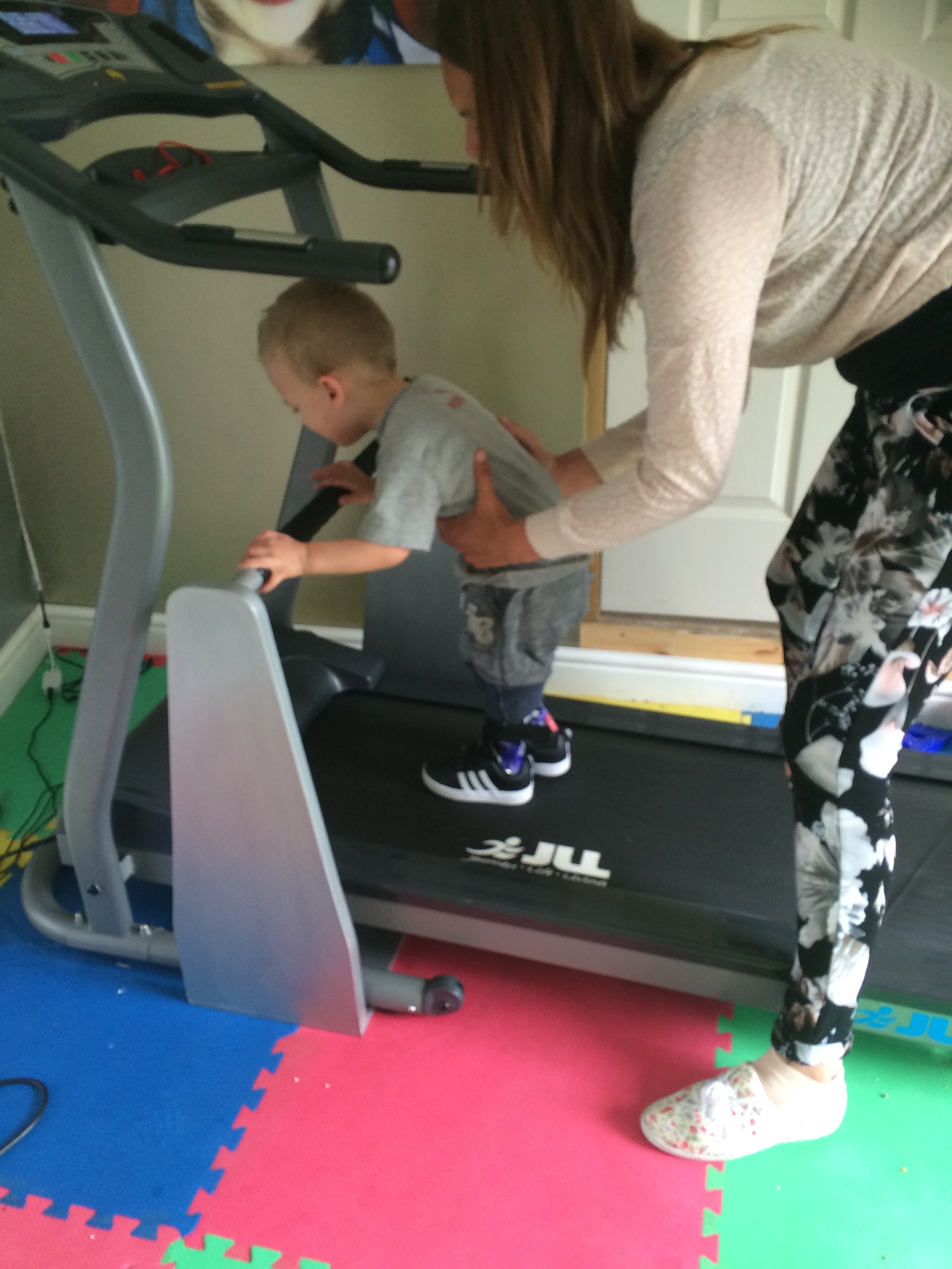 A Heart-warming Story Two Year Old Isaac With Cerebral Palsy