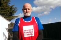 Runner competing in London Marathon for family