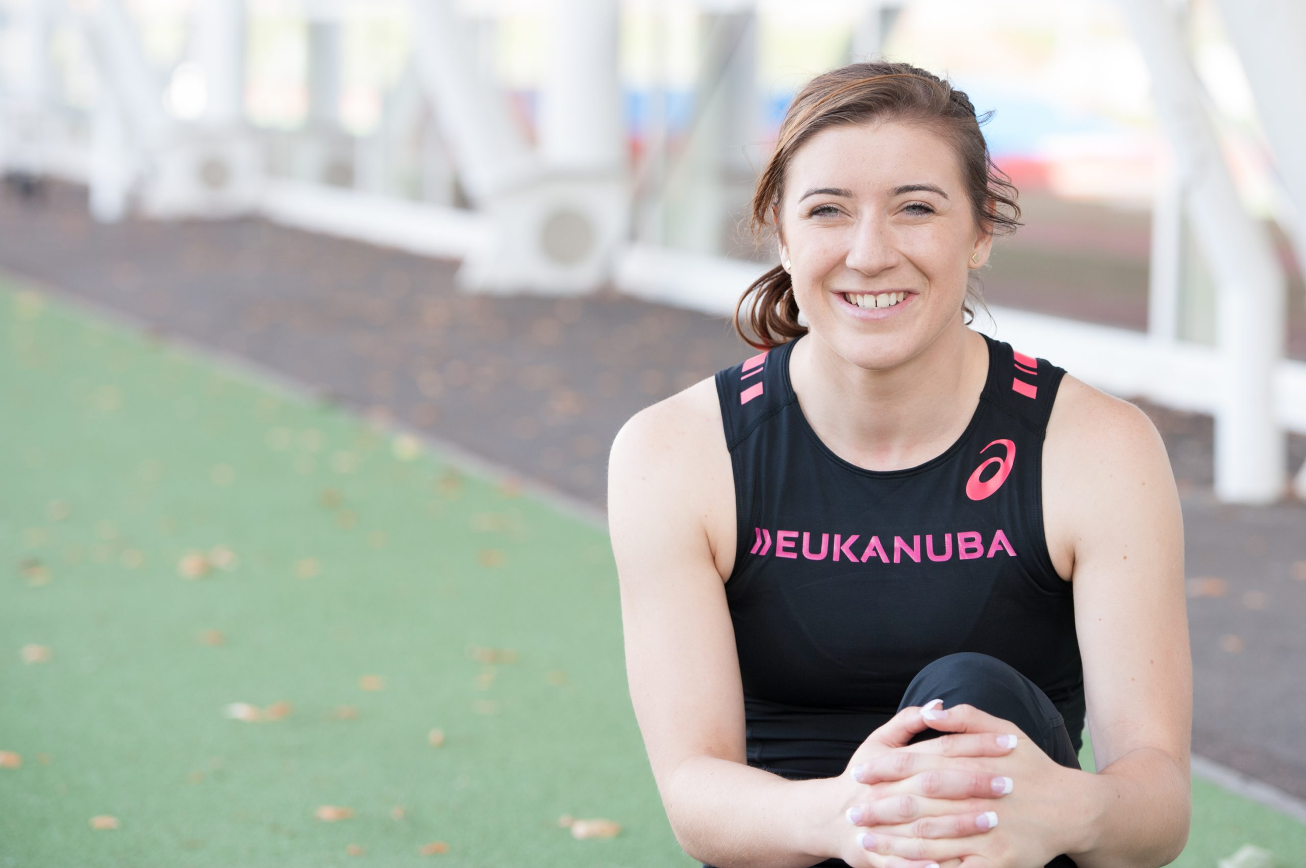 INSPIRATIONAL BRITISH PARALYMPIC SPRINTER SIGNS SPONSORSHIP DEAL WITH ASICS