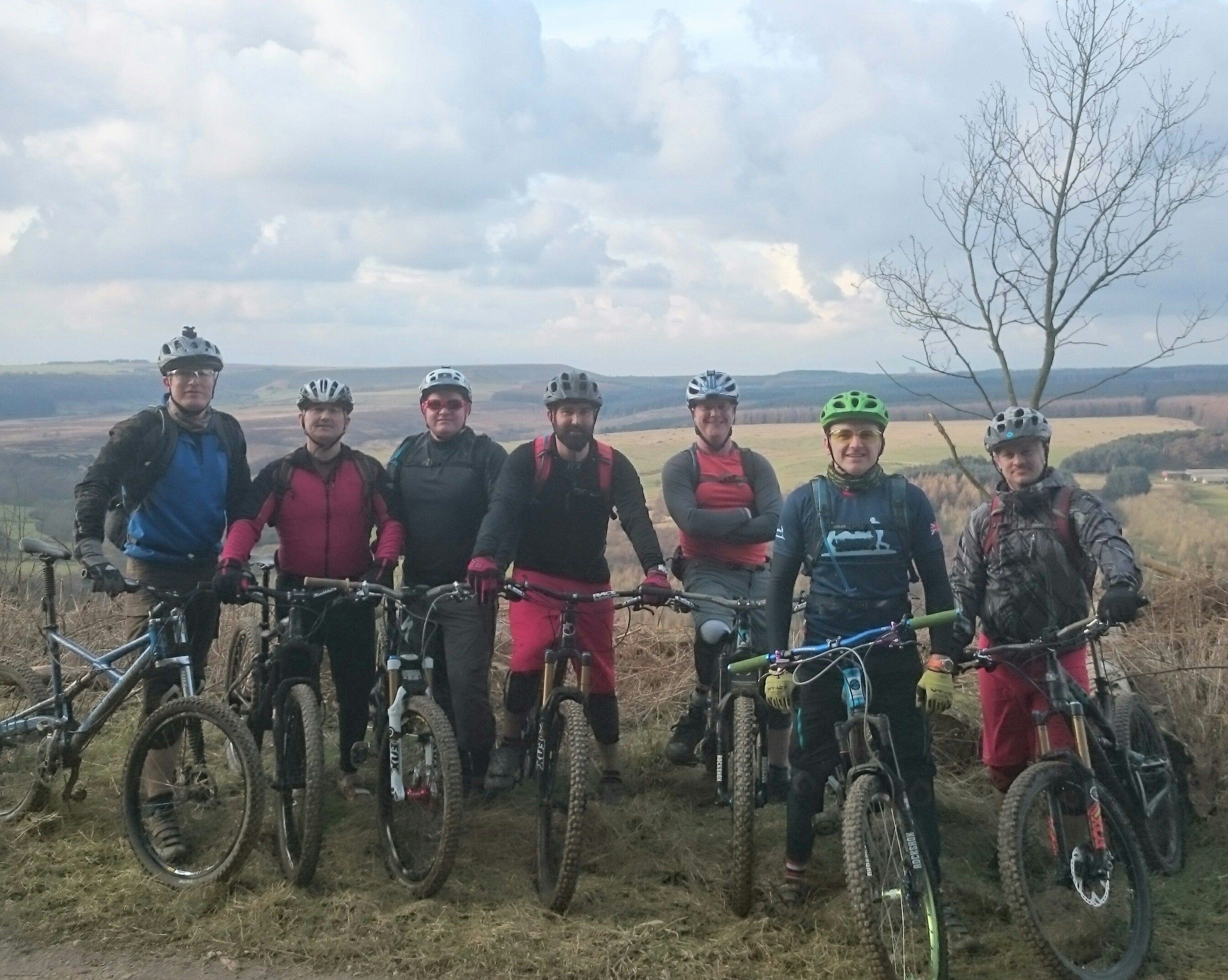 Help for Heroes supports team training for epic Megavalanche mountain bike race