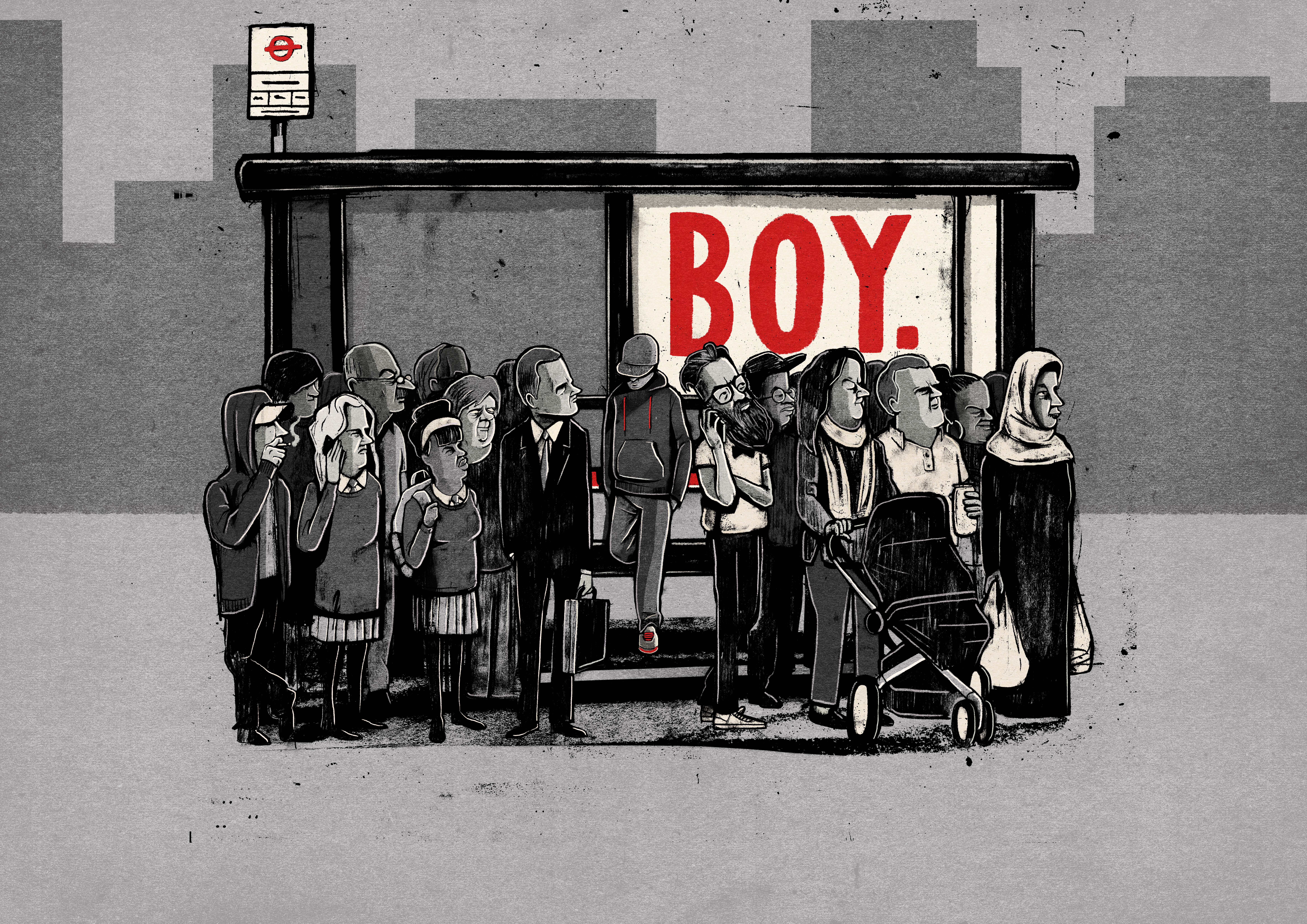 Relaxed Performance of Boy at the Almeida Theatre