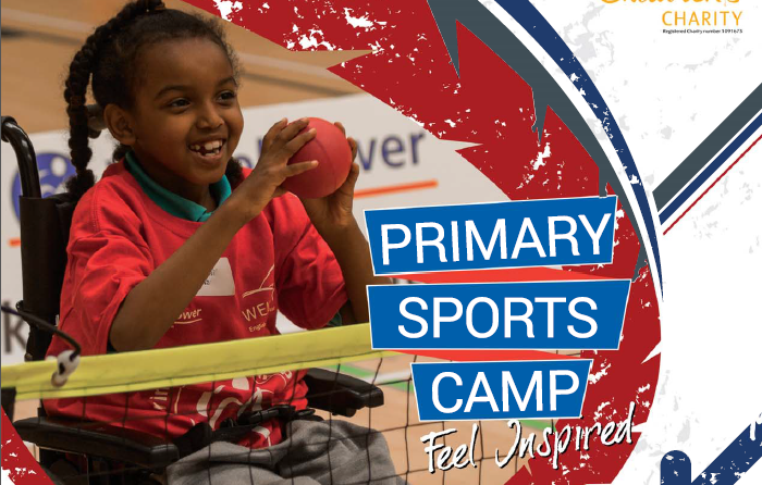 Birmingham 'Feel Inspired' Primary Sports Camp