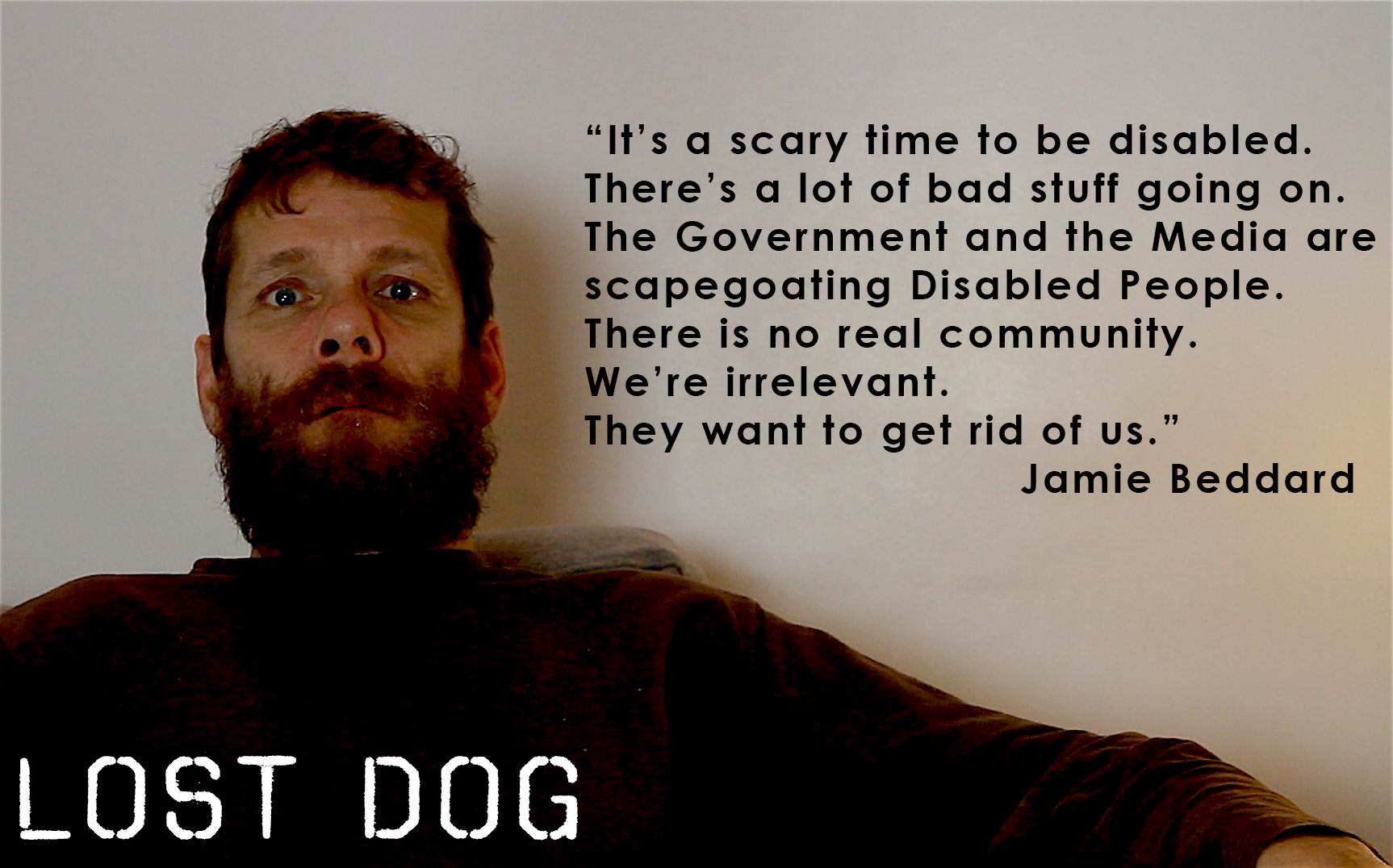 """Jason Williamson of Sleaford Mods set to act in film """"Lost Dog"""""""