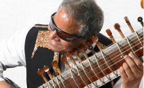Baluji Shrivastav receives OBE for service to the music industry