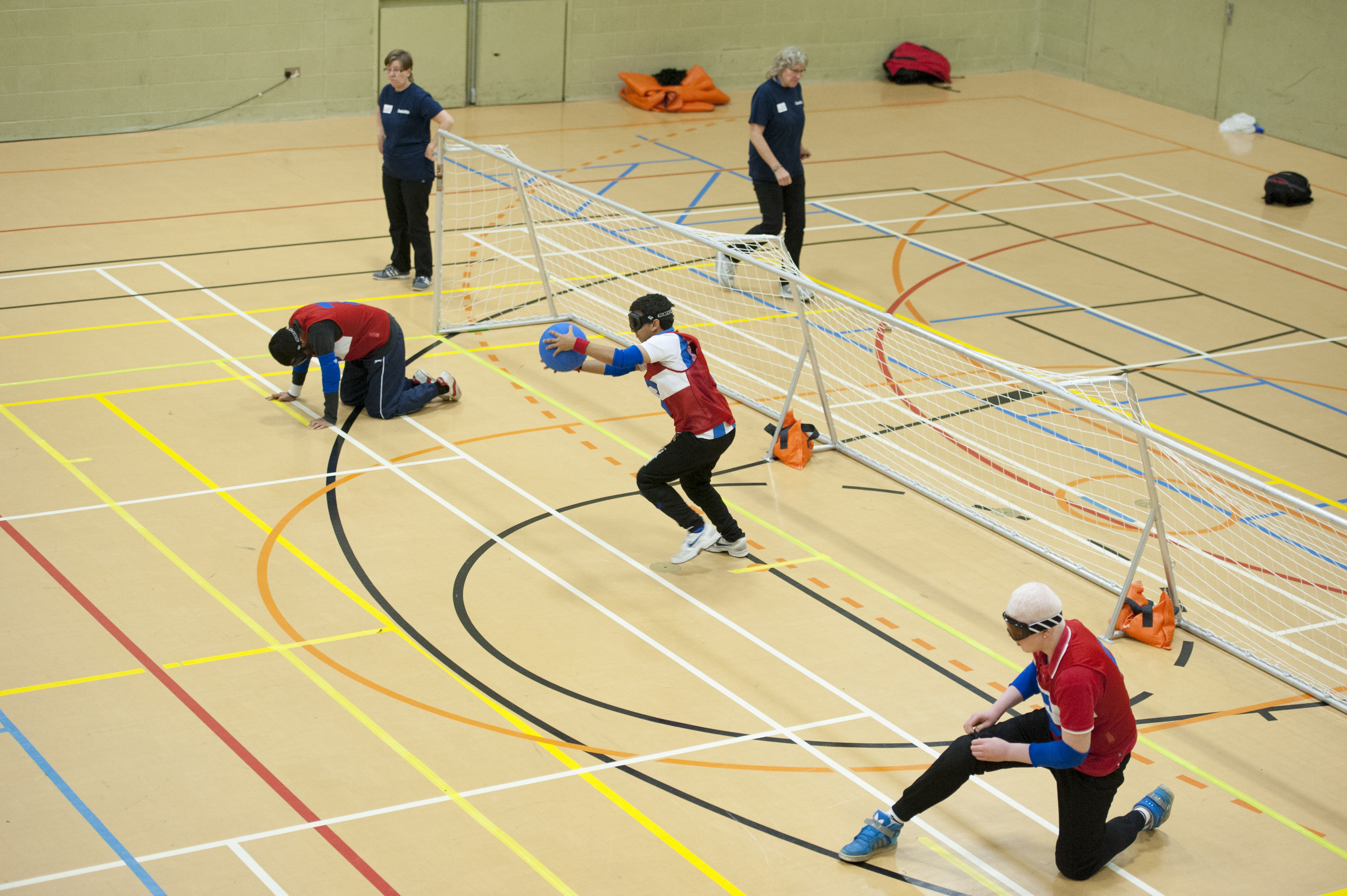 Goalball UK dramatically out-performs national participation levels