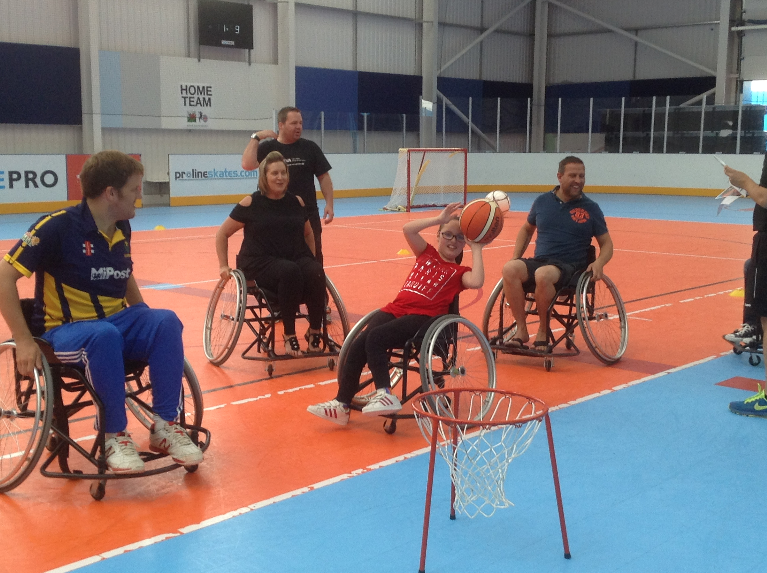 Kidz to Adultz Wales welcomes over 1000 visitors to House of Sport Cardiff