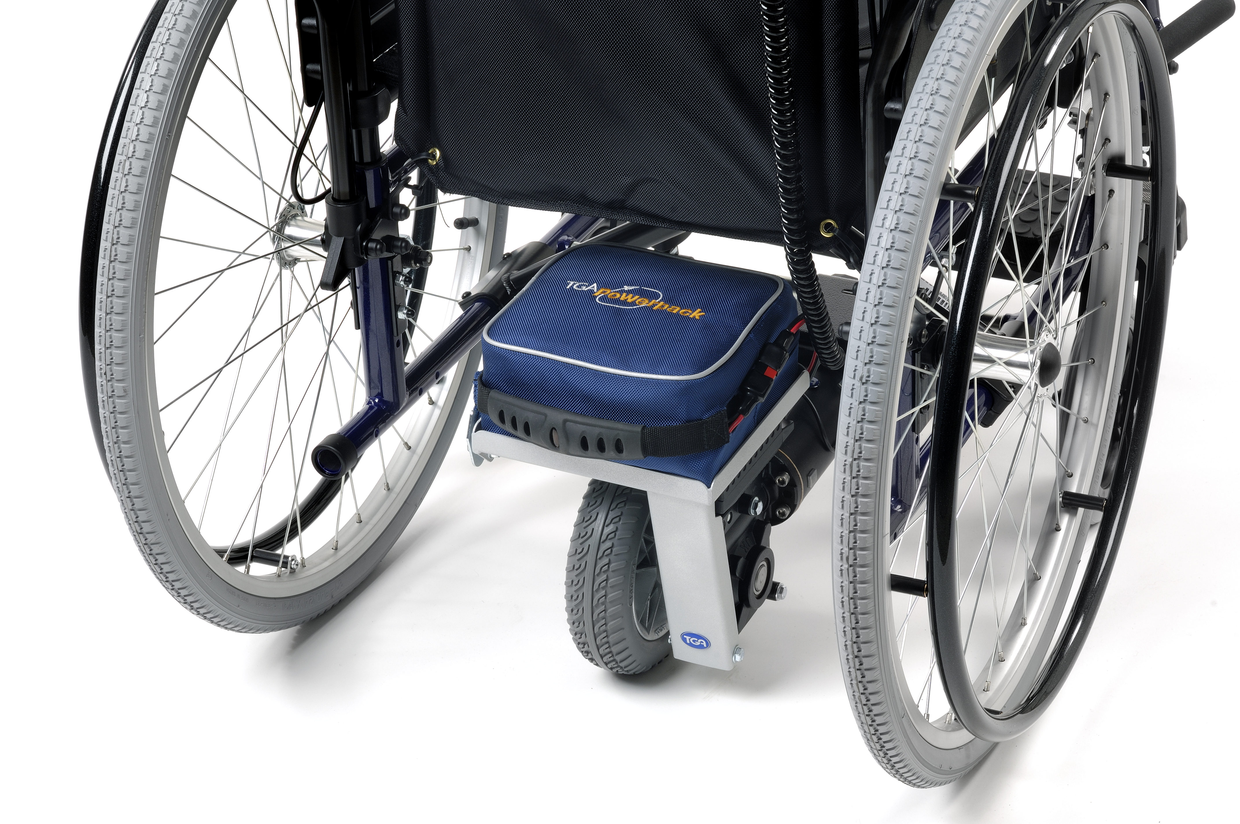 Why push a wheelchair when you can win a TGA Solo Powerpack worth £599?!