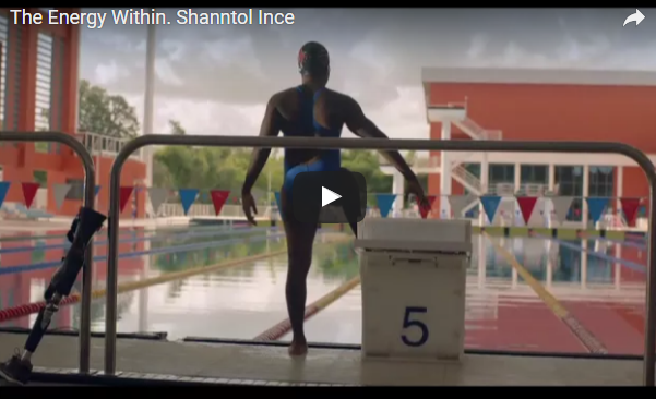 Shanntol Ince refuses to be defined by disability
