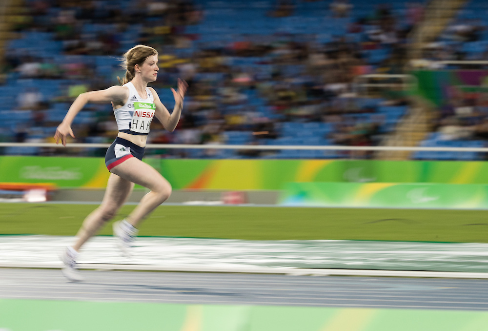 Multiple records set by ParalympicsGB athletes on the opening night of athletics action at the Olympic Stadium