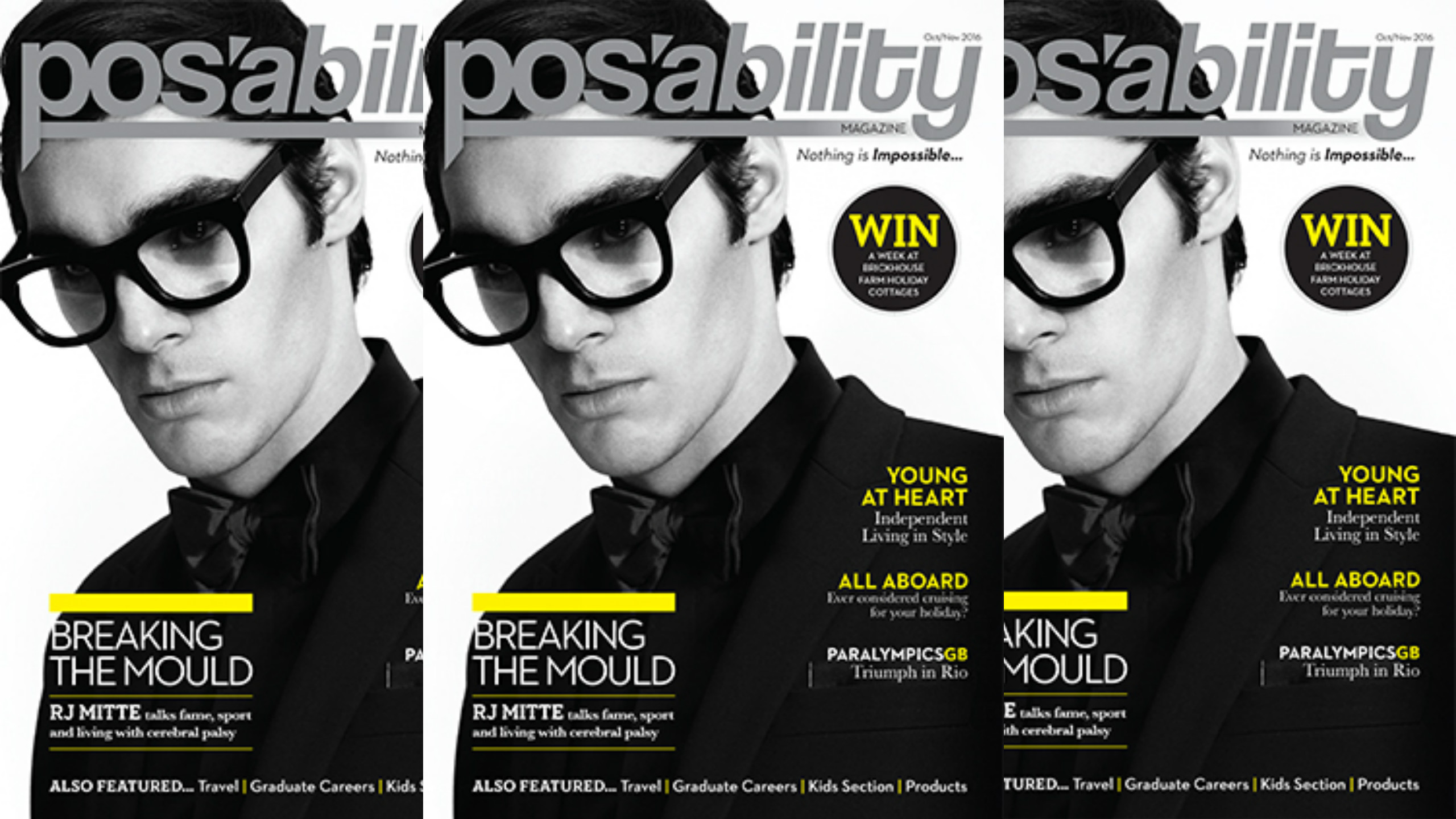 The Oct/Nov issue is out now!