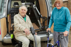 Veteran and author finds freedom through Autochair