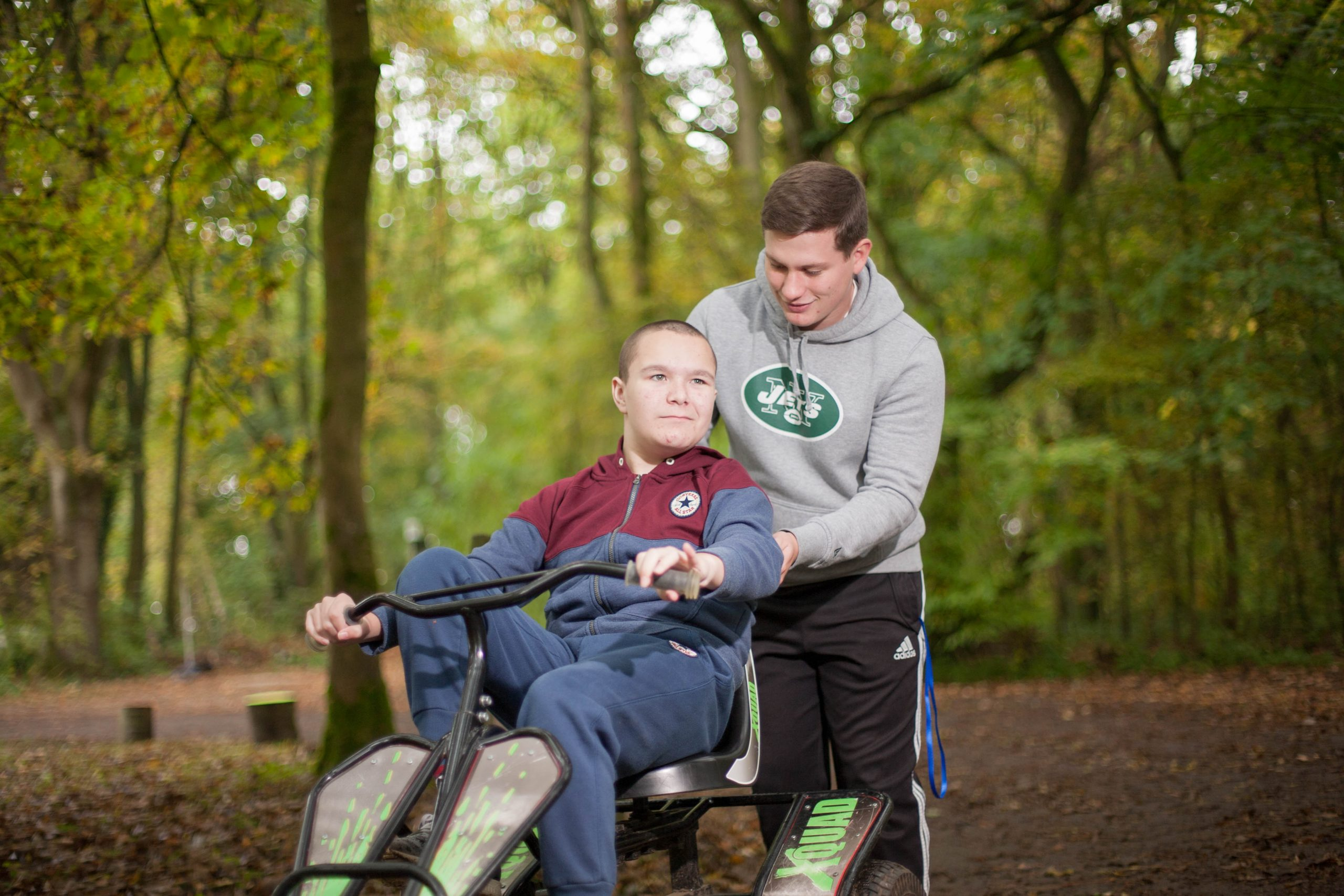Short breaks programme for disabled children and young people