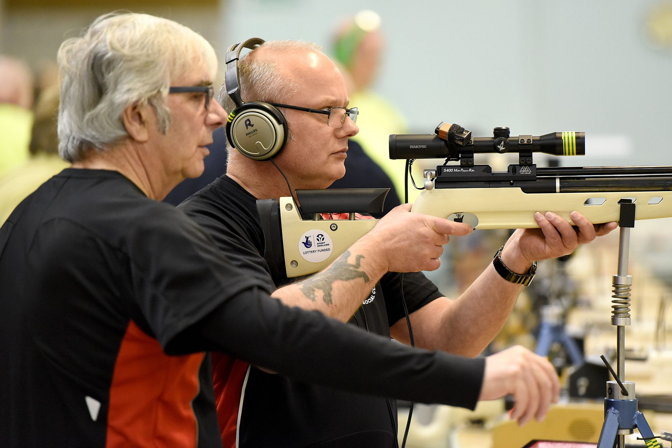 British Blind Sport launch Guide to Visually Impaired Archery and Shooting