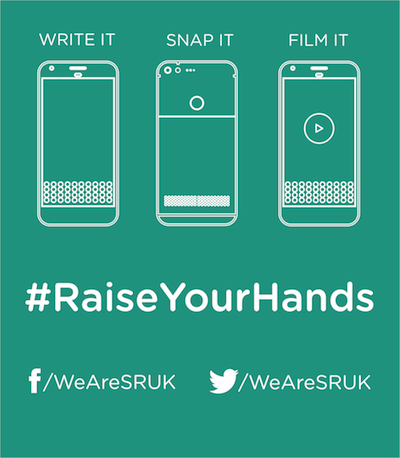 Share your story for Raynaud's awareness month