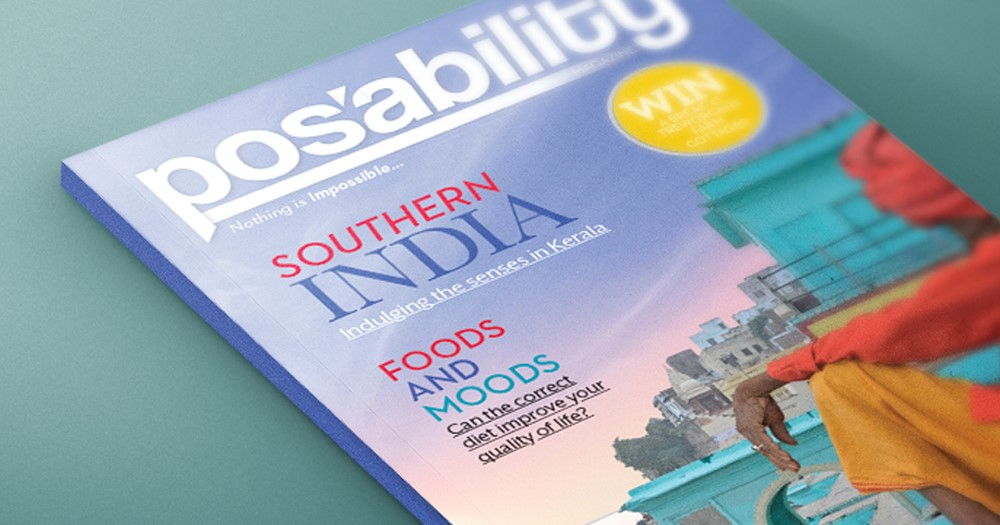 The April/May 2017 issue of PosAbility magazine out now