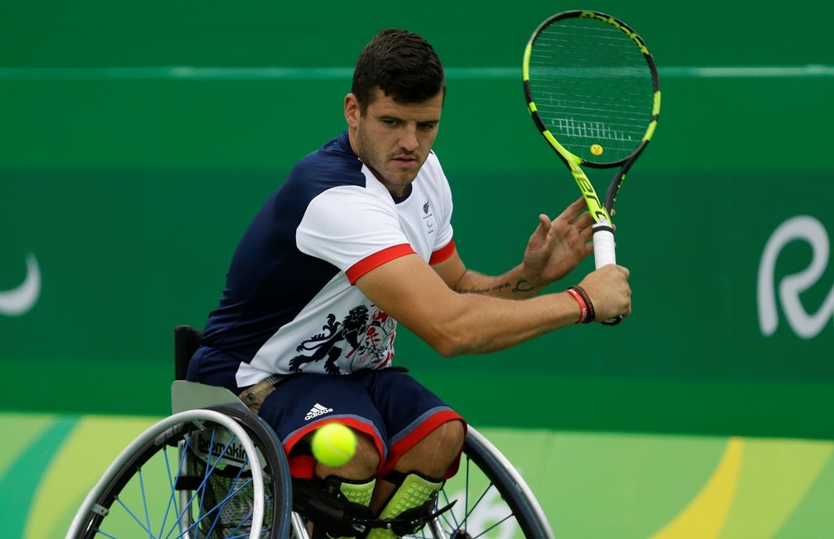 Paralympians Burdekin, McCarroll and Phillipson retire from wheelchair tennis