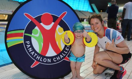 Tom Daley backs Panathlon's swimming programme
