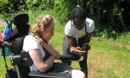 Create programme tackling disability prejudice wins national award