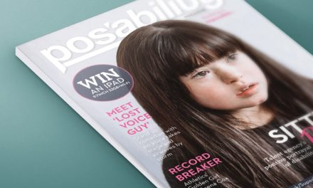 The June/July issue of PosAbility magazine out now!