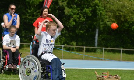 Young stars prepare for Typhoo National Junior Athletics Championships