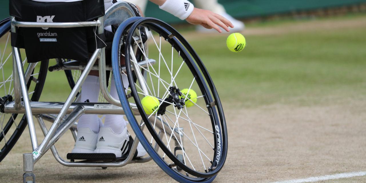 Surbiton grass court tournament to break new ground for wheelchair tennis