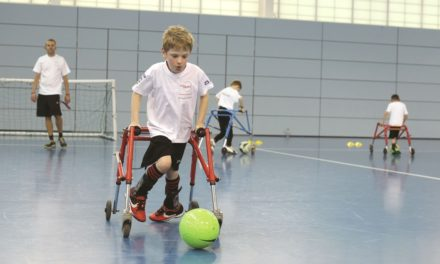 How people with cerebral palsy are reaching their full potential through sport