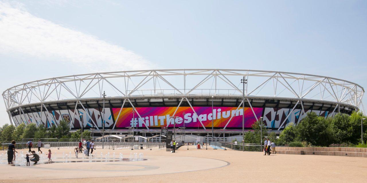 Biggest opening weekend of World Para Athletics Championships as fans #FillTheStadium