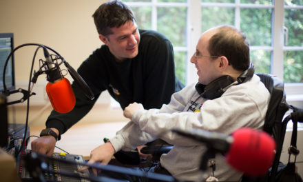 Direction Radio is on the hunt for DJ's with disabilities