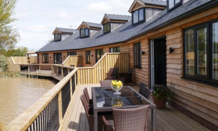 Win a seven-night break at Brickhouse Farm Cottages