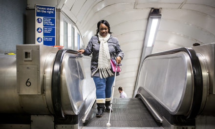 Enabling spontaneous and independent travel for blind and vision impaired people
