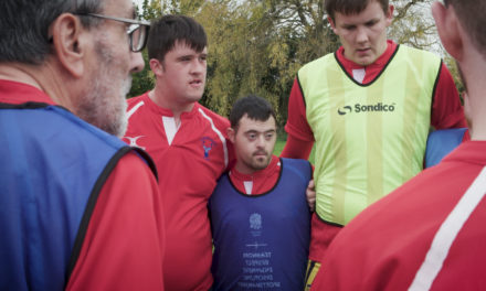 EFDS marks International Day for Disabled People with new Me, Being Active films