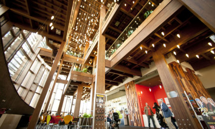 Aylesbury Waterside Theatre: Making Arts Accessible to All