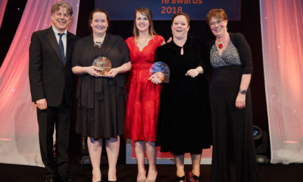 TES FE Awards: Foxes cleans up