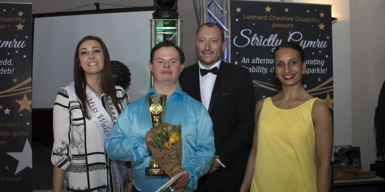 Jonathan Woodward, Strictly Wales winner wows judges